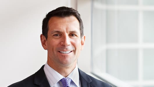 Brian Pellegrino, chief investment officer of the UPS Group Trust